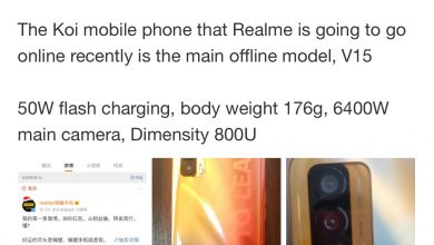 Photo of Realme Koi's (AKA Realme V15) Live Images Revealed With 64MP Camera & Snapdragon 888 5G