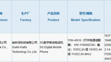 YOK-AN10 3C Certification