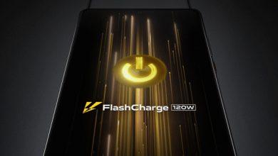 iQOO 7 Charging