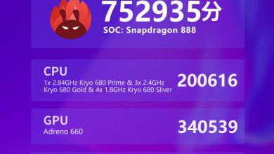 iQOO 7 gets 752,935 points in AnTuTu