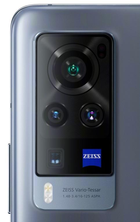 vivo X60 camera setup