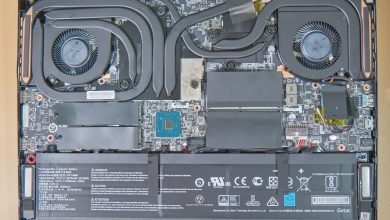 Photo of MSI GE66 Raider Disassembly (RAM, M.2 SSD upgrade options)