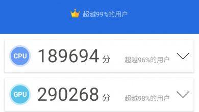 Motorola Edge S Benchmark Scores