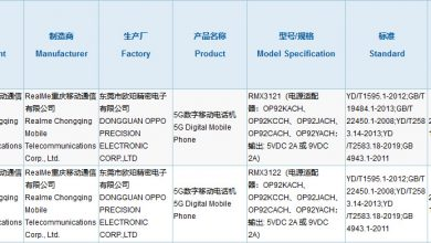 RMX3121 3C Certification