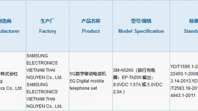 Photo of Samsung Galaxy A52 5G Got 3C Certification With 15W Fast Charging
