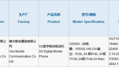 Photo of Vivo X60 Pro+ got China 3C certification, rumored to be released on January 20