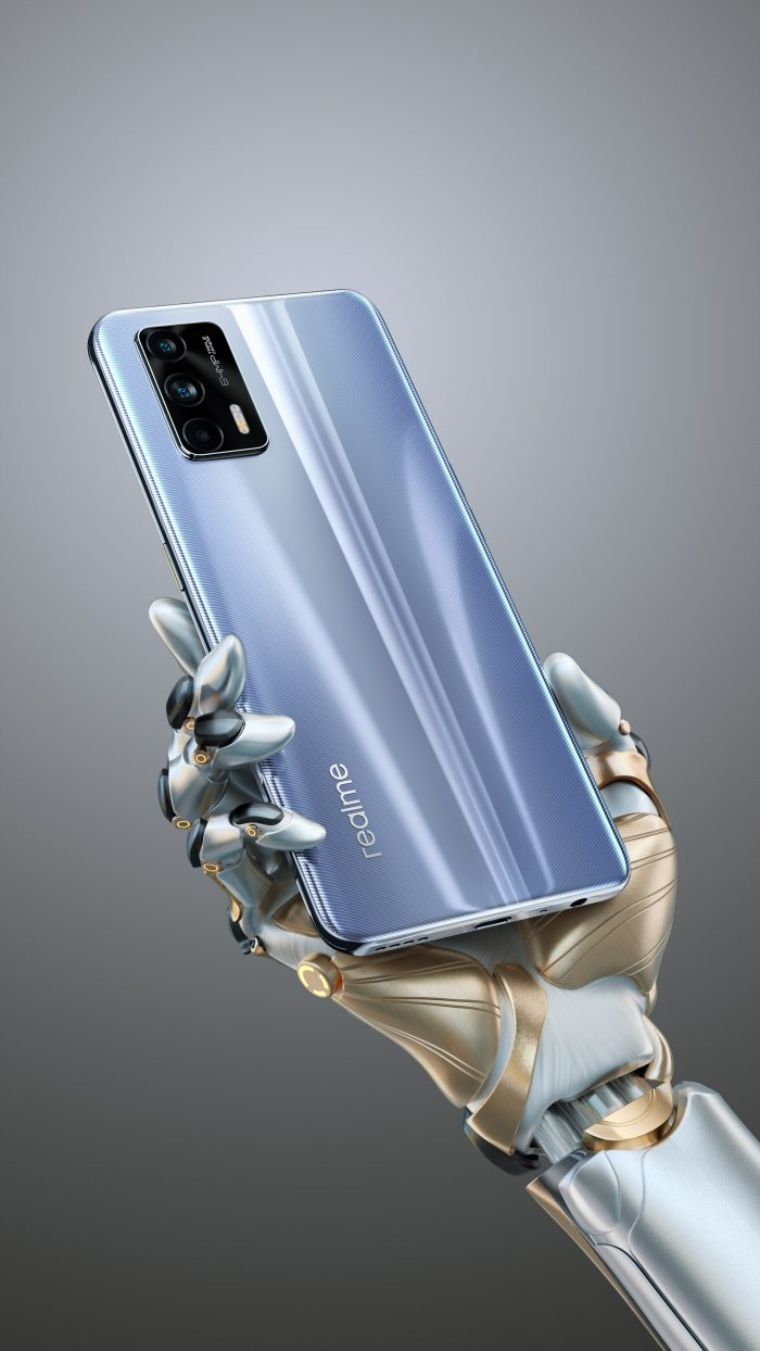 Realme GT First Look