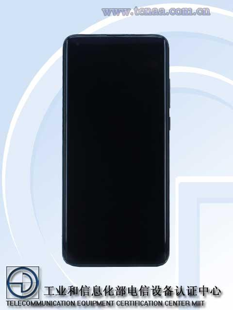 Xiaomi Mi 10 5G (2021) Front
