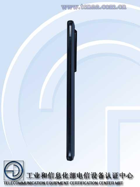 Xiaomi Mi 10 5G (2021) Side 2