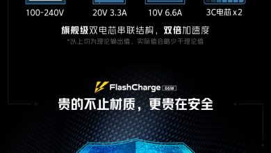iQOO Neo5 supports 66W fast charging, full charging in 30 minutes