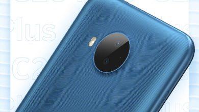 Nokia C20 Plus Launch Poster