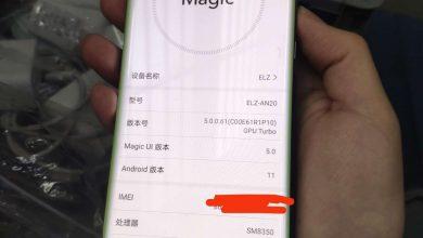 Magic 3 live photo