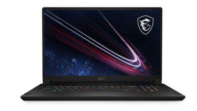 MSI GS76 Stealth Screen